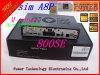 Sunray SIM A8p del receptor basado en los satélites del SE del sintonizador 800se Dm 800 HD de M