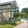 Super qualité Bonne rétroaction Personnalisé Design Garden Sun Rooms (TS-549)
