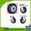 Industrial Black Rubber Caster Wheel