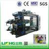 Machine d'impression de Flexo de commande de PLC de 4 couleurs