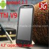 Android 2.3 телефона MTK6575 WCDMA Thl V9 франтовской  емкостный экран касания 4.3 WiFi GPS