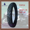 90/90-18 300-18, inneres Gefäß des lange Lebensdauer-Nylonmotorrad-6pr, Motorrad-Reifen