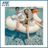 Associação da cisne da forma/flutuador gigantes brinquedo da praia