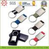 Förderndes Metallunbelegte Schlüsselkette passen Zeichen an