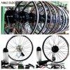 敏捷なセリウム公認36V 350W前部/後部電気自転車の変換キット