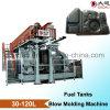 De Machine van de productie van 6-laag de Plastic Tank van de Brandstof voor Auto's