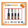 Le cuivre Cable/XLPE de basse tension de 5 faisceaux a isolé le câble d'alimentation électrique blindé de bande en acier de gaine de PVC