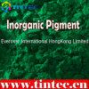 Un alto rendimiento de tinta de pigmento verde 17