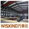 Q235 T345 El bastidor de acero galvanizado en caliente para el taller y almacén