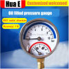 Mètre normal de pression d'interpréteur de commandes interactif de fer