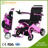 Alles Gelände, das elektrischer Rollstuhl-Roller für ältere Personen faltet