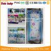 Absorção respirável macia e tecidos/tipo tecido das fraldas do sorriso do bebê