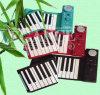 49 de sleutels rollen Piano (jc-888-49) op