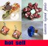 Los granos cristalinos de accesorios de joyería (300 *)