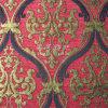 100% Poliéster TEJIDO Chenilla Jacquard para decoración