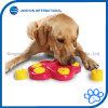 Multifunción Pet Bowl Alimentador 7 Holes Dog Paw juguetes educativos Puppy Puzzle Juguetes