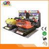 Máquina de juego electrónica barata de vídeo del coche de competición de la arcada del simulador en juego de la raza de coche