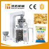 Máquina de embalagem vertical para microplaquetas de batata
