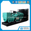 type ouvert groupe électrogène de 1000kw/1250kVA Cummins Engine diesel