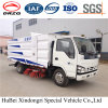 4cbm Isuzu Street Road Sweeper Truck Euro 4