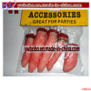 Party Products Halloween Decoração Carnival Bloody Gross Fingers (H8033)