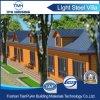 Construcción de viviendas prefabricada ligera de la estructura de acero de 2 suelos