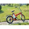 アルミニウムフレームが付いている電気バイクを折る高品質Ebike 36V 250W