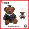 Luxuoso de Brown e peluche Bear de Stuffed para Graduation