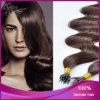 Estensione malese dei capelli dell'Nano-Anello dei capelli dell'onda 4# Virgir del corpo