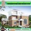 Kundenspezifisches Stahlrahmen-vorfabriziertes Haus-Fertighaus mit modernem Entwurf