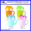 450 ml de colores de cristal clara Locked Beber Copa con mango (EP-LK57274H)