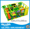 Дети играют в помещении пластиковые слайды (QL-150522C)