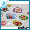 Kundenspezifisches 3D Gel Stickers für Sale