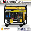 3kw Home Use Protable Single Phase Diesel Generator (DG3000E)