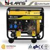 3Квт для домашнего использования Protable однофазный дизельный генератор DG3000E)