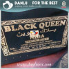 Корейская/официально черная ткань Nada для Abaya