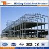 Edificio prefabricado del acero estructural para el taller del almacén