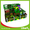 Jungle Theme Indoor Soft Play Castillo travieso para niños