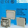 China Fast Installation Easy Connection Fan Ventilator com Micro Fiber Filter Pad para Power Distribution Control Panel Board (FK7722)