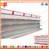 Única prateleira perfurada tomada o partido personalizada fábrica do supermercado (Zhs239)