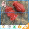 Kundenspezifisches buntes Silikon-Gummi-Minivakuumsaugventil-Absaugung-Cup für Haus-Einfluss