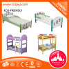 Vario Solid Wood Bed Children School Bed con Cabinet