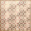 Dgy014 Mosaico de acero inoxidable