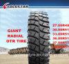 weg vom Straßen-Reifen industrieller Gummireifen 36.00r51, 37.00r57, 40.00r57, 27.00r49 des Reifen-OTR