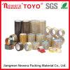 Heet verkoop de Sterke Zelfklevende Band van de Verpakking van de Producten BOPP van het Karton Verzegelende voor Verpakking