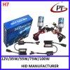 Auto Car Headlamp를 위한 Factory Price를 가진 크세논 HID Kit H7