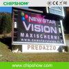 Quadro de avisos ao ar livre do diodo emissor de luz do MERGULHO da cor cheia P20 de Chipshow grande