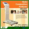Profesional analizador de composición del cuerpo de 5 frecuencias Mslca01