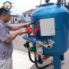 Industrielles Sandstrahlen-Geräten-trockene Sand-Böe-Maschine