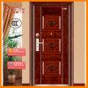 Puerta de seguridad de acero con diseño elegante y precio Fine